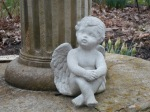 Angel at Blessed Foundation