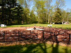 Heart Labyrinth at the Blessed Foundation