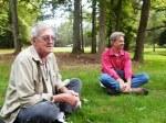 Ken Lyons and Jaap Van Etten