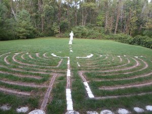 Chartres Labyrinth - Blessed Foundation