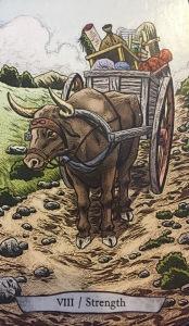 From Animal-Tarot Totem by Leeza Robertson